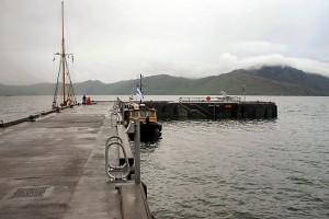 Inverie Pier