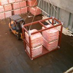 palletized cargo martin butterly shipping agent