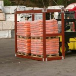 Palleted cargo salt martin butterly shipping agent