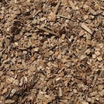 bulk wood chip